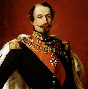 西暦1852年 - ナポレオン3世が即位