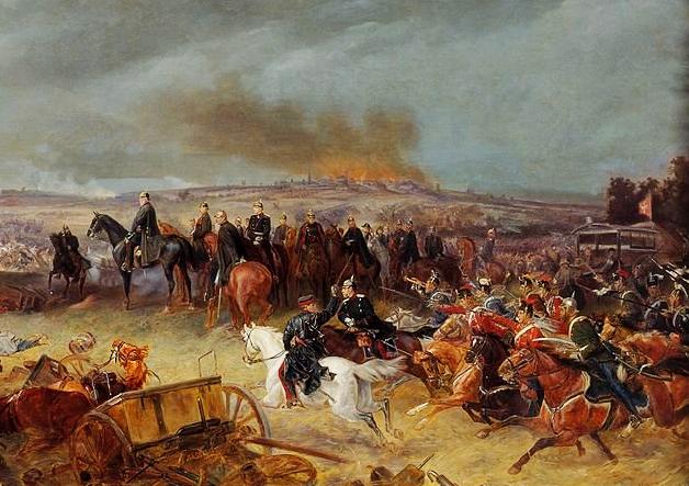 西暦1866年 - 普墺戦争/ダイナマイトの発明